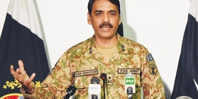 Every Pakistani must respect the Constitution and the law: DG ISPR