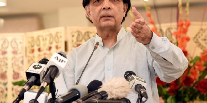 My commitment will continue with PML-N: Ch. Nisar Ali Khan