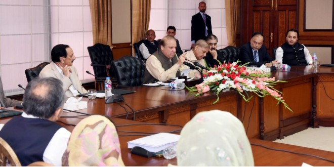 I will not resign on the demands of defeated elements: Nawaz Sharif