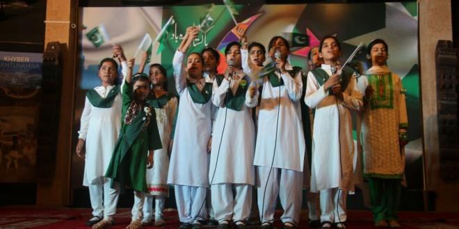 Independence day celebrated at Lok Virsa