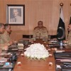 Corps Commanders Conference reviews the regional security situation