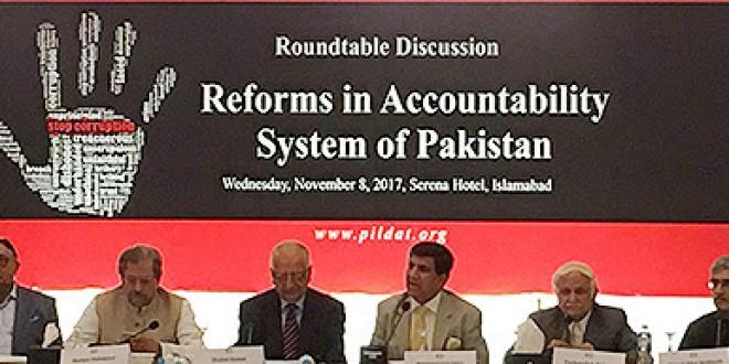 Politicians Disagree on across-the-board Accountability