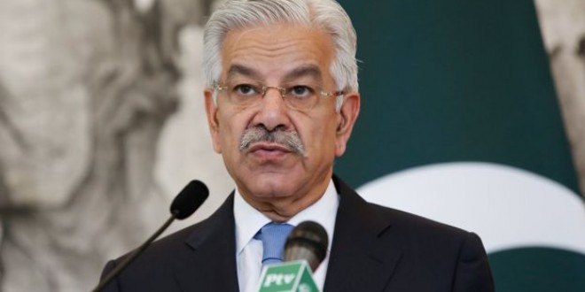 India will not play a military role in Afghanistan: Khawaja Asif