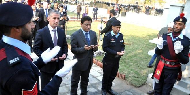 Sacrifices of Pakistan appreciable in war against terrorism: Ambassador Azerbaijan
