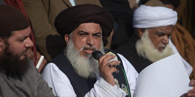 ATC orders arrest of TLP chief Khadim Rizvi, others in Faizabad sit-in case