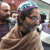 Indian police arrested Yasin after subjecting him to brute torture