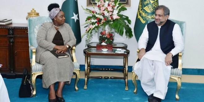 PM calls for enhancing Pak-Kenya bilateral trade