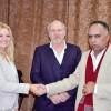 UK Free the Wild Team met Ahsan Premee Chief editor APS