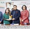"Book launching ""Imran Khan and New Pakistan"""