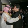 Warmly welcome Saudi Crown Prince