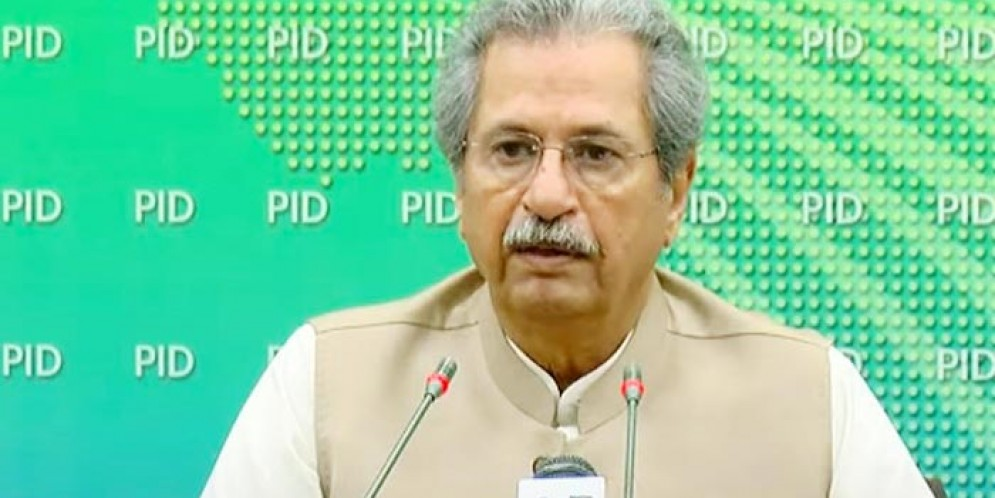All schools will return to the routine on March 1: Shafqat Mahmood