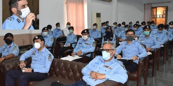 Islamabad police plan elaborate security for last Ashra of Ramadan