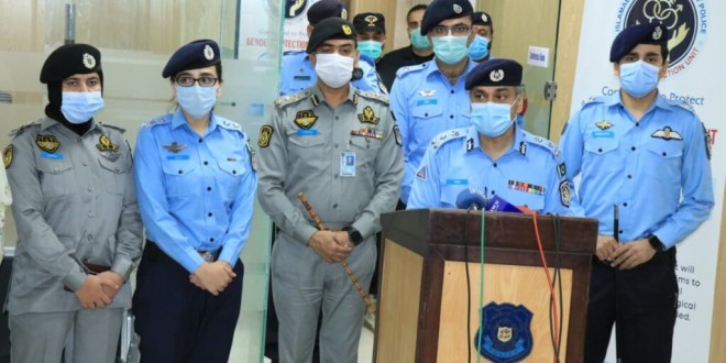 Islamabad Police launches Gender Protection Unit