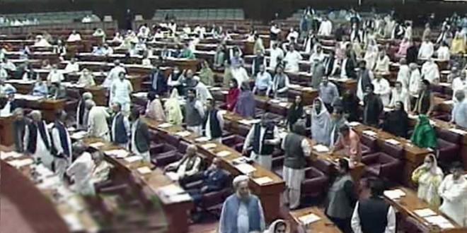 Passage of the Finance Amendment Bill 2021 :NA