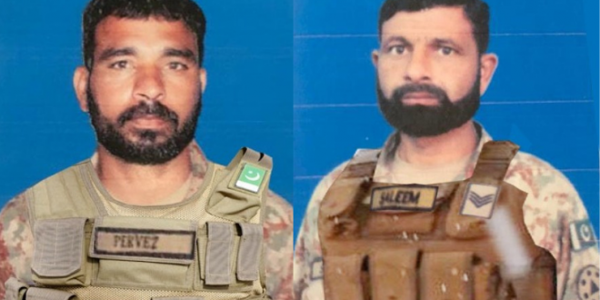 Pak-Afghan border: Terrorists fire on security check post, 2 youths martyred