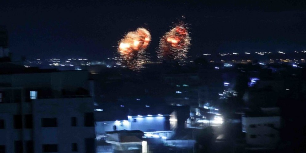 Israel launches airstrikes on Gaza