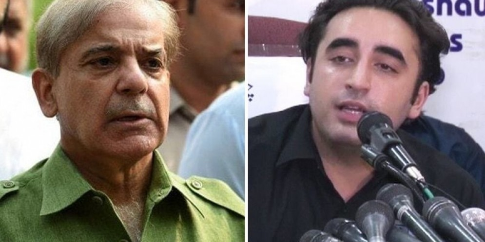 Bilawal, Shahbaz decided to formulate a strategy together