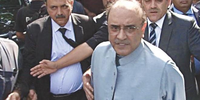 Asif Zardari seeks interim bail from Islamabad High Court on NAB inquiry