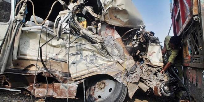 Bus crash near Dasu hydropower plant kills 10 persons