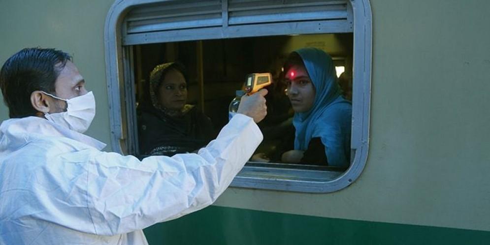 Danger of Delta type virus in Lahore