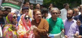 India cannot stop Kashmir's struggle, Says Ali Raza Syed